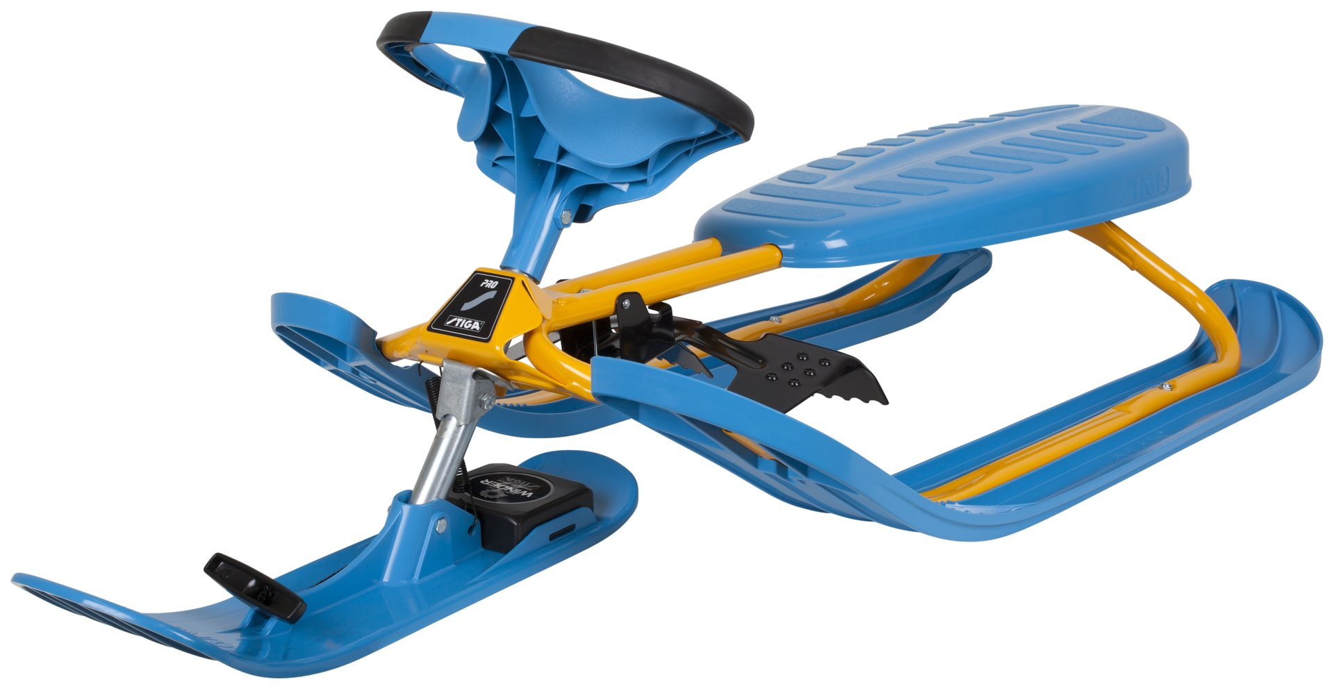 Snow Racer Color Blue/Yellow