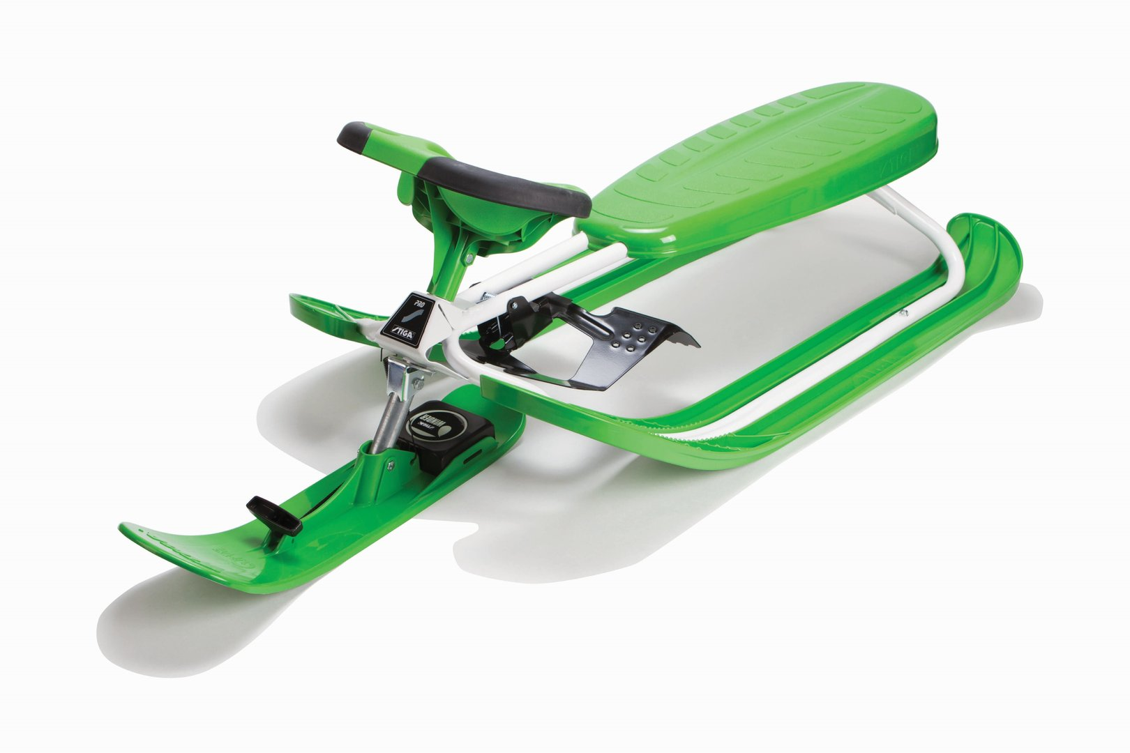 Snow Racer Color Green Pro