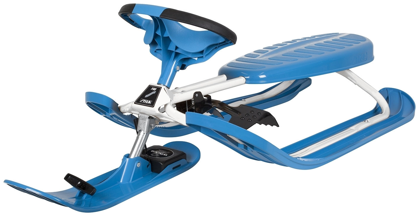 Snow Racer Color Blue/White