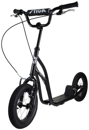 Air Scooter 12'', Schwarz