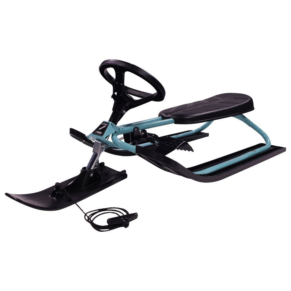 Snow Racer Iconic Teal